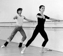 Ballett-Unterricht (3)