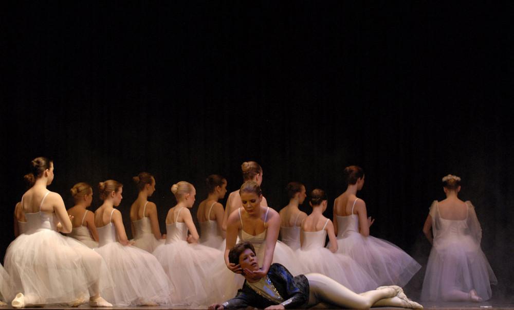 Ballettaufführung Giselle 10