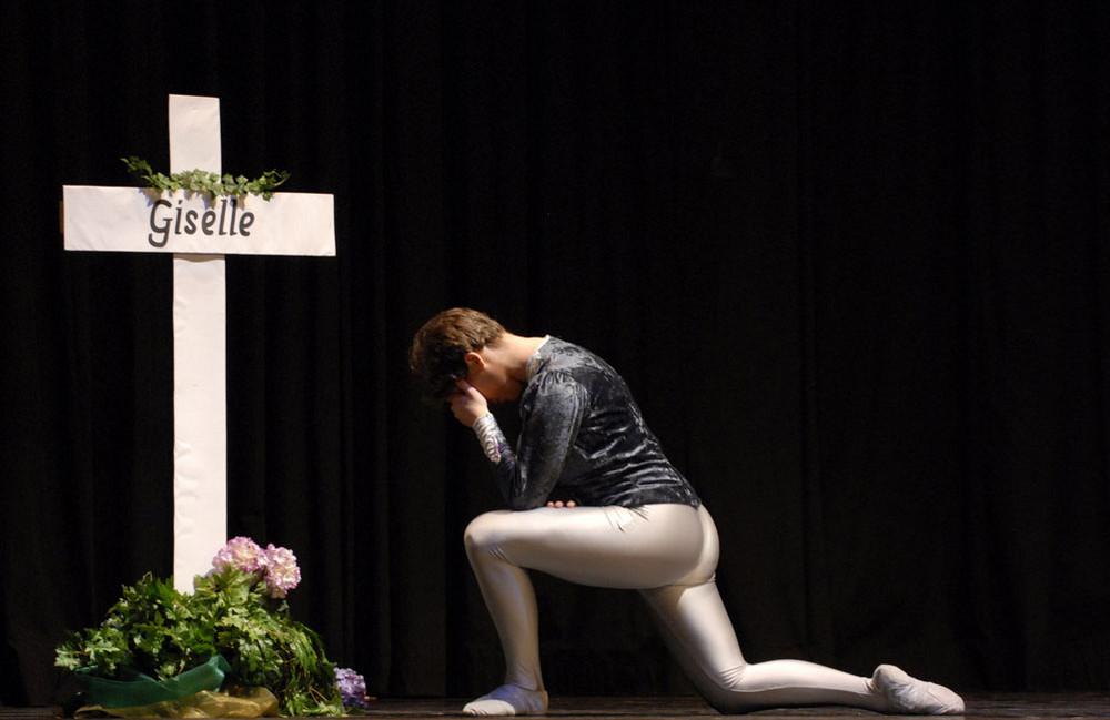 Ballettaufführung Giselle 12