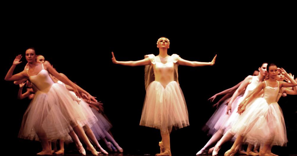 Ballettaufführung Giselle 5