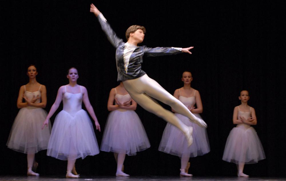 Ballettaufführung Giselle 8