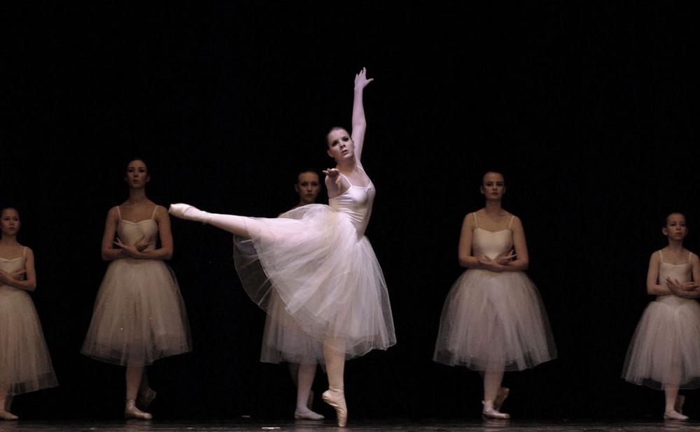 Ballettaufführung Giselle 9