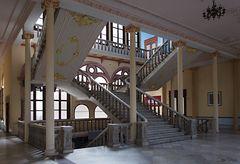 Ballettschule Havanna - Treppenhaus