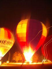 Ballon glühen 1