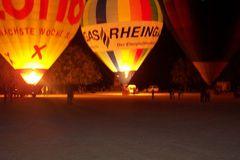 Ballon glühen 2