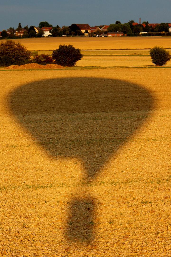 Ballon Schatten