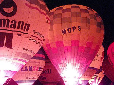 Ballon-Treffen 2005