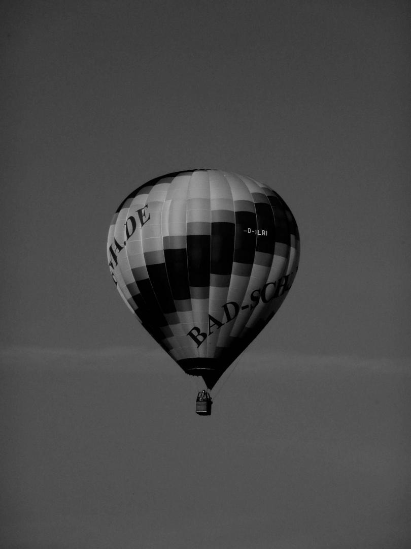 Ballon über Zeulenroda