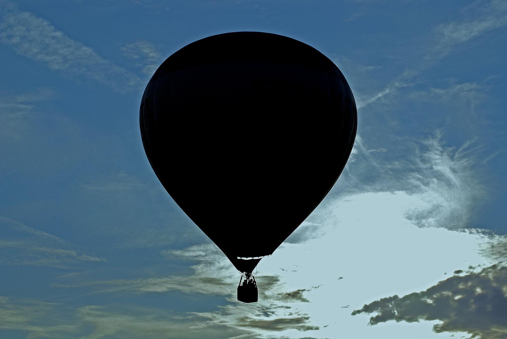 Ballonfahrerromantik
