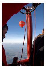 Ballonfahrt am Chiemsee II