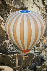 Ballonfahrt in Kappadokien III