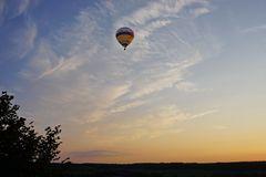 Ballonfahrt über Limburg