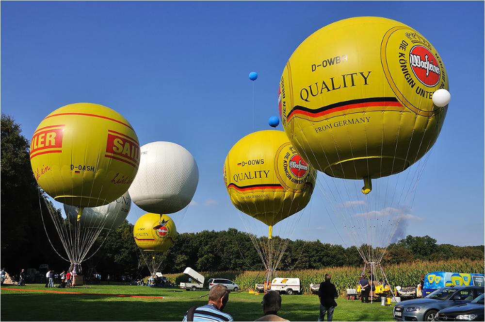 Ballonfest in Wittringen
