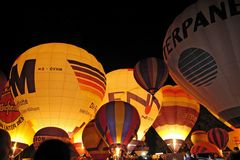 Ballonfestival in Moers - 3