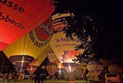 Ballonfestival in Moers