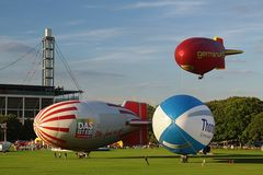 Ballonfestival Köln Freitag Nachmittag 2