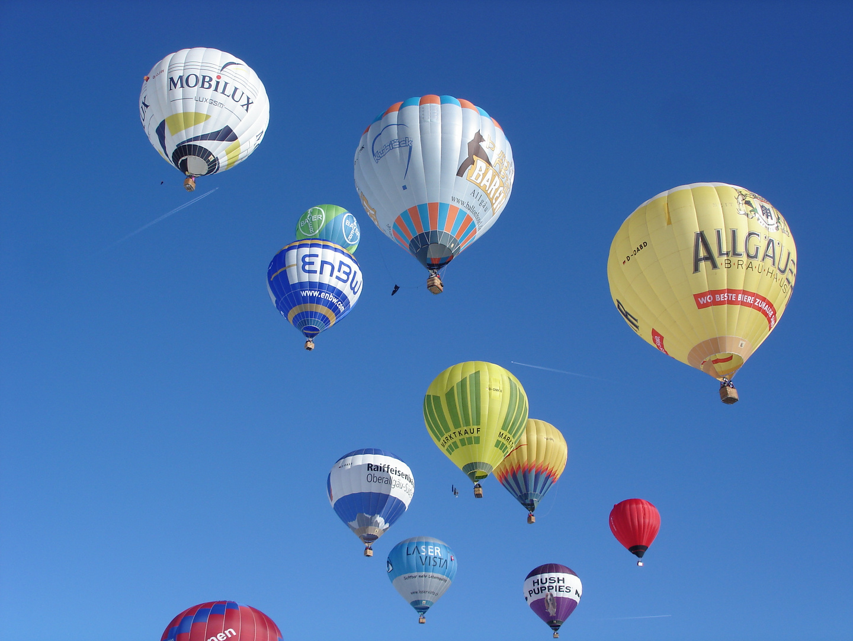 Ballonfestival Oberstdorf