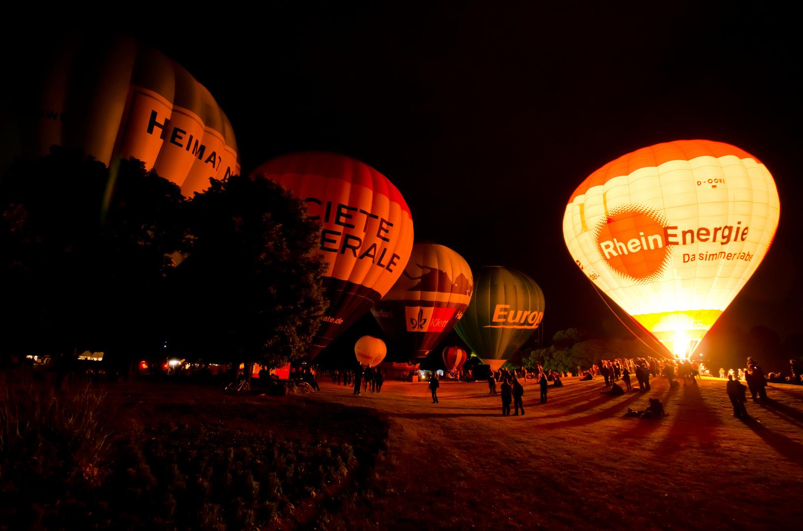 Balloning Bonn 2011 - 2