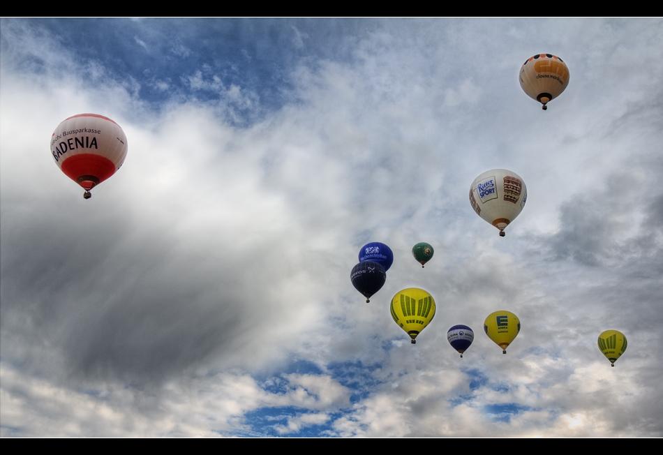 Ballonstarts Scharnhauser Park 7
