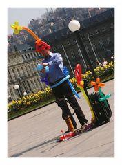 Ballonzauber