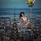 Balloon-Flyer