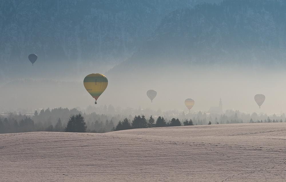 Balloon-Woche Inzell #1