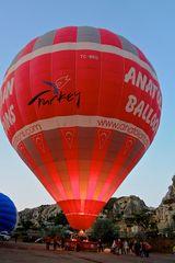 ... Ballooning ...