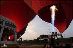 """Balloons over Bagan"" (01)"