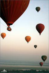 """Balloons over Bagan"" (03)"