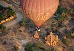 Balloons over Bagan - 2