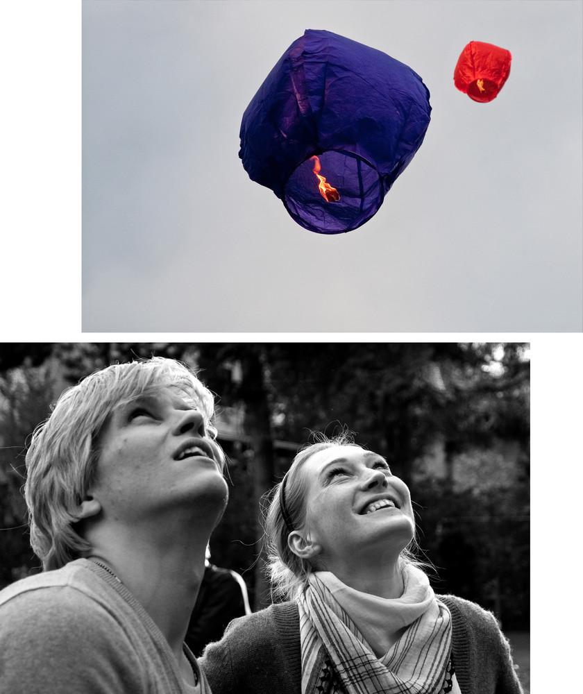 Balloonwatching II