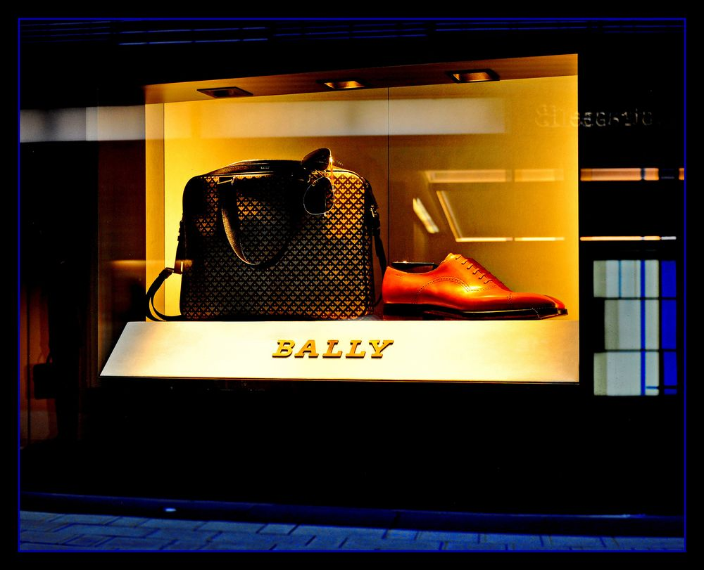 BALLY, was denn sonst
