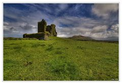 * Ballycarbery Castle *