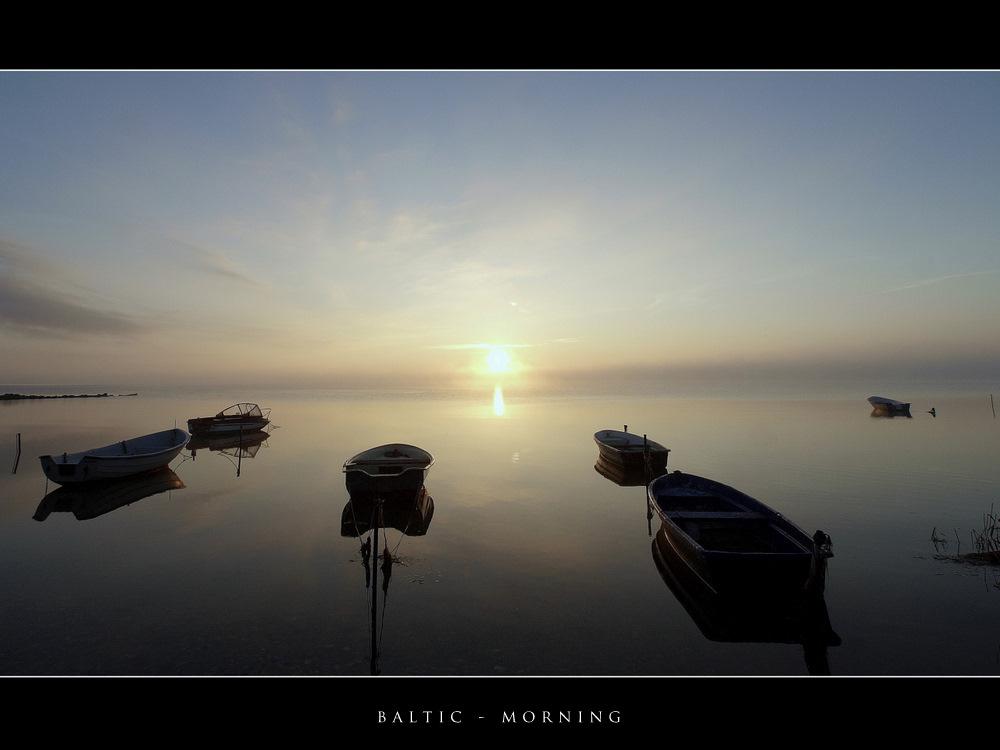 baltic - morning