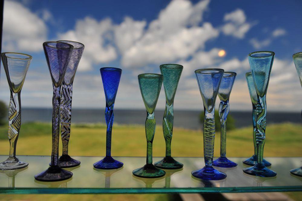 Baltic Sea Glass, Bornholm