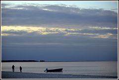 Baltic Sea in Blue