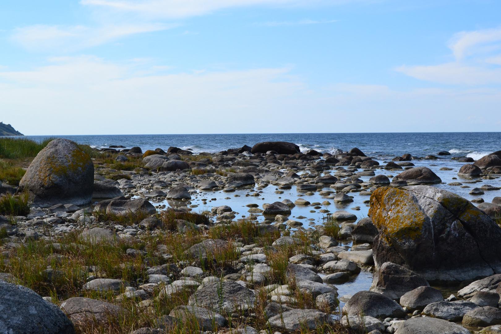 Baltic sea -Kap Arkona -