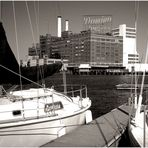 Baltimore Inner Harbor No.2 - Sailboats and Sugars