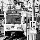 Baltimore Light Rail - No. 1 - Penn Station Shuttle
