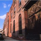 Baltimore No.4 - Old Brick, Seasoned Wood