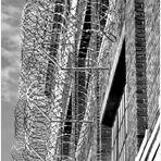 Baltimore No.5 - Old Brick and Razor Wire