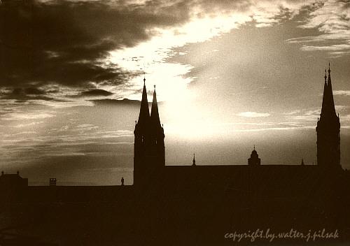 Bamberg am Abend
