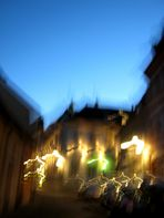 Bamberg am Abend II
