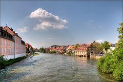 Bamberg an der Regnitz (HDR)