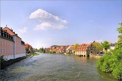 Bamberg an der Regnitz (ohne HDR)