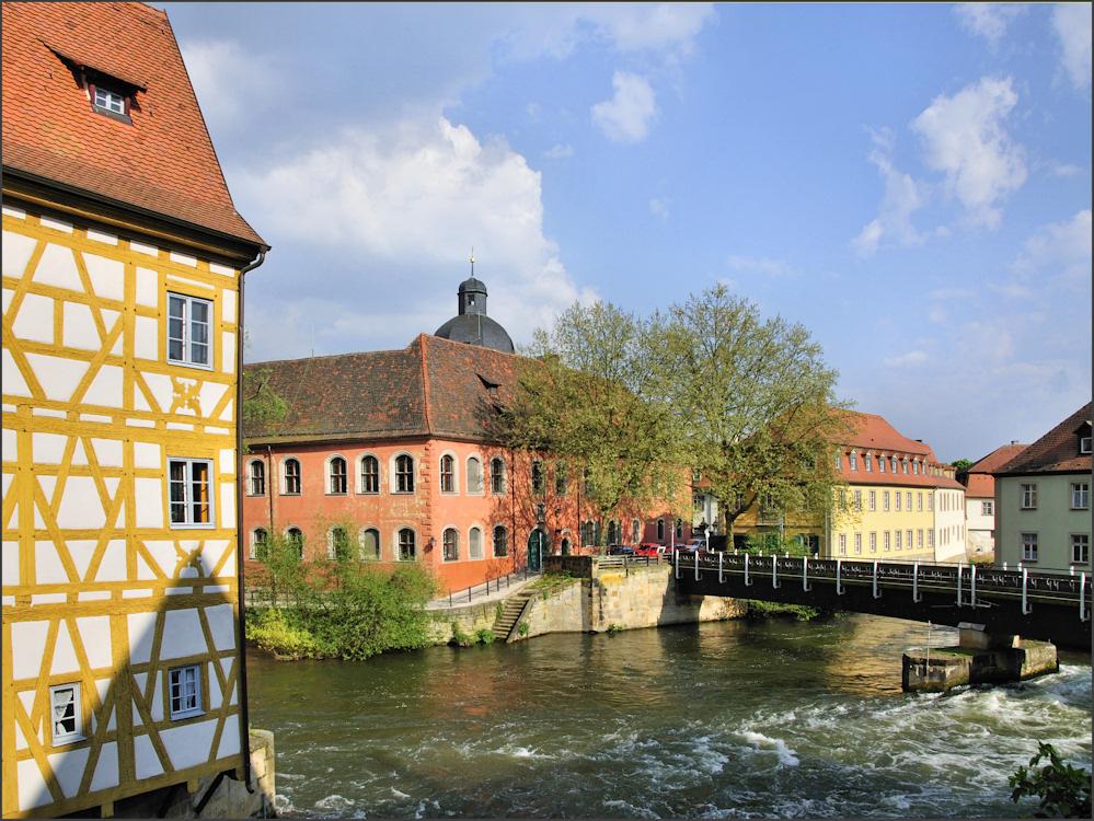 Bamberg - In der Altstadt