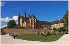 Bamberg - Kloster Michelsberg