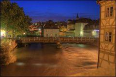 Bamberg obere Brücke