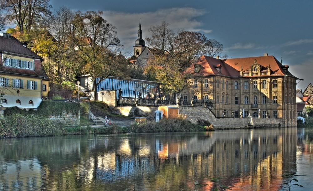 Bamberg Schloss Concordia