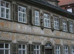 Bambergs verfallene Häuserfasaden